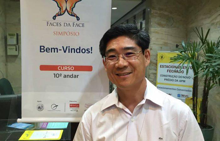 Dr. Edélcio S. Shimabucoro participa de Simpósio Faces da Face